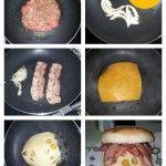 Cinco claves para hacer una buena hamburguesa