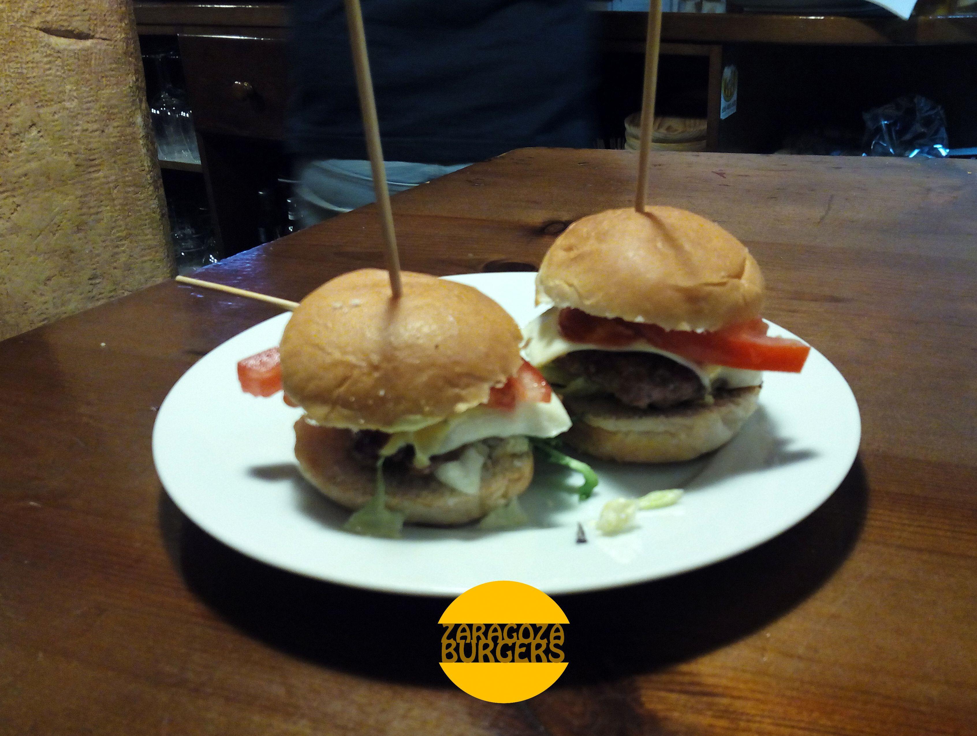 La Columna Minihamburguesas Juepincho