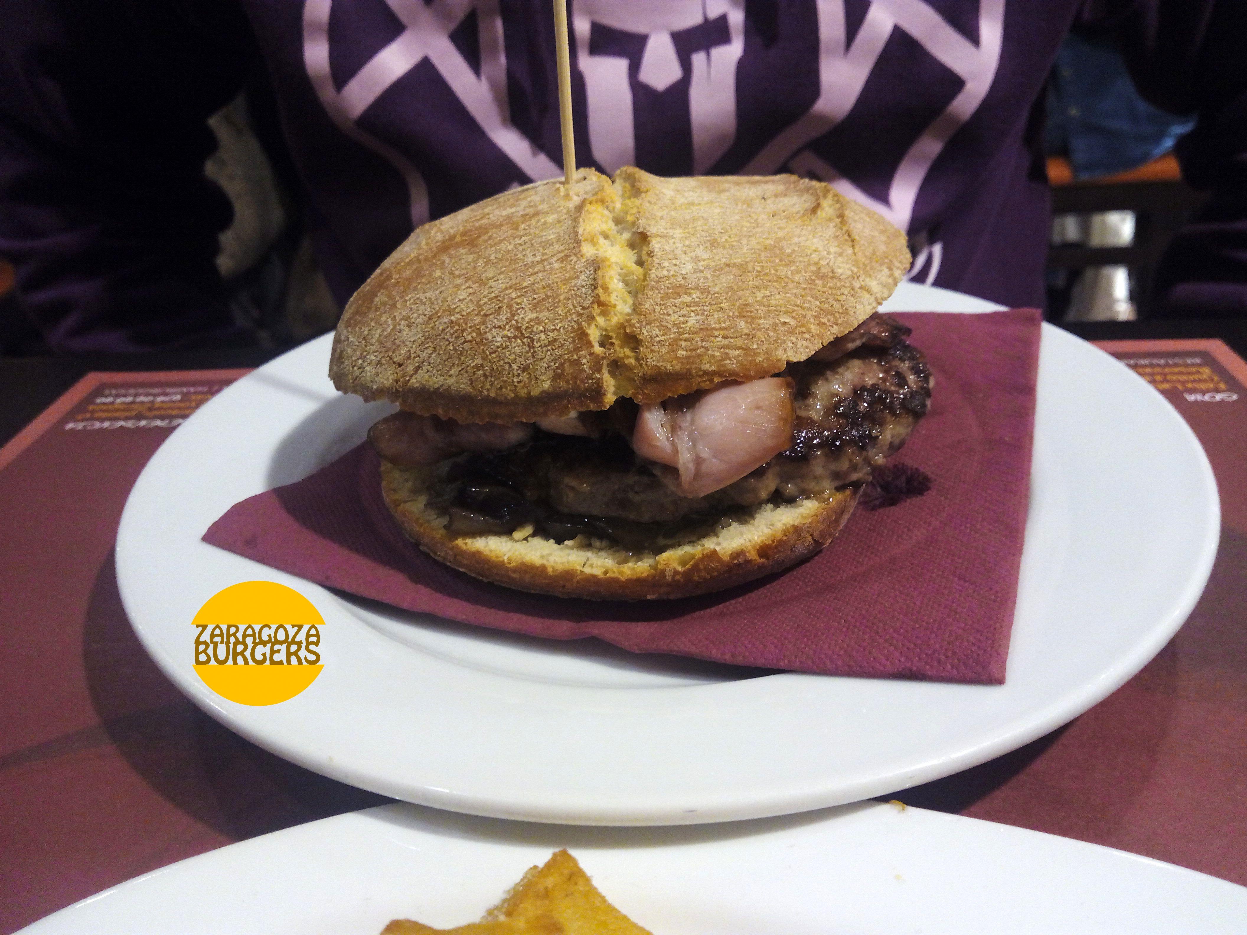hamburguesa comarca matarraña