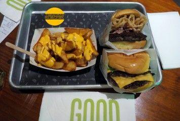 hamburguesa the good burger