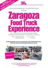 cartel Zaragoza Food Truck Experience