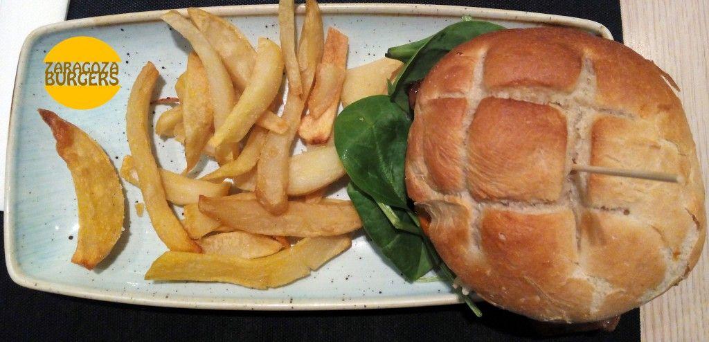 hamburguesa basho romescu