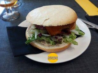 hamburguesa bar europeo