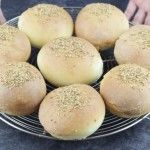 Cocina en casa: Panecillos para tu hamburguesa casera