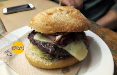 hamburguesa 20B Petit Comite Zaragoza