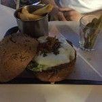 Faustino: Una hamburguesa de mucho nivel