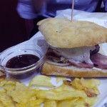 Bar Casto: Buen precio, buena carne, pan erróneo