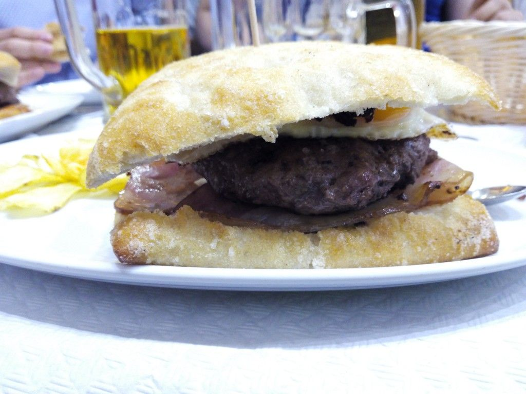 hamburguesa bar casto