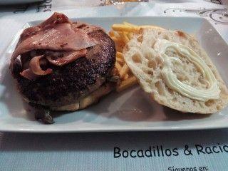 hamburguesa black angus buenos aires