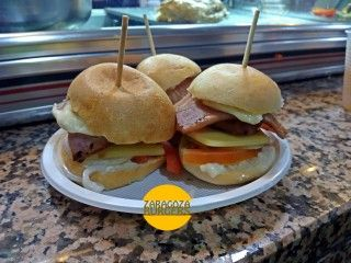 Juepincho: Mini-burger completa en Don Bocadillo
