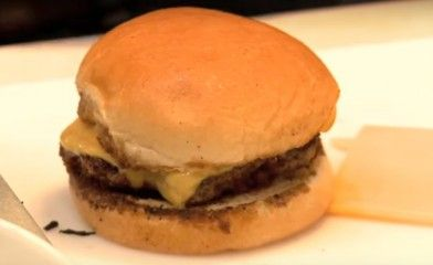 Cocina en casa: All-American Cheeseburger