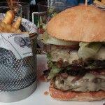 84 Burger Café: Hamburguesas con personalidad