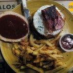 Jalos: hamburguesas que quitan el hipo