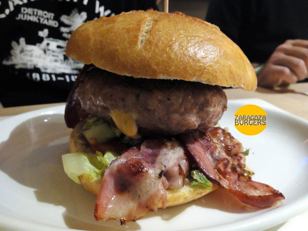 hamburguesa hulk 14 zaragoza