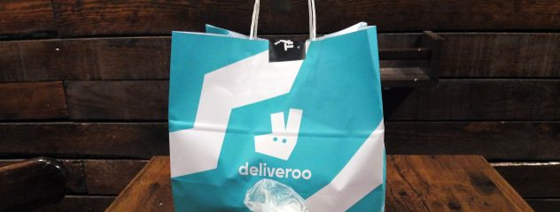 Probamos Deliveroo y cumple con lo que promete