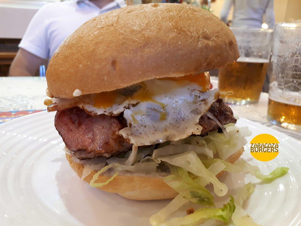 hamburguesa bar gori zaragoza
