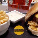 VIPS Aragonia: Hamburguesas sin consistencia