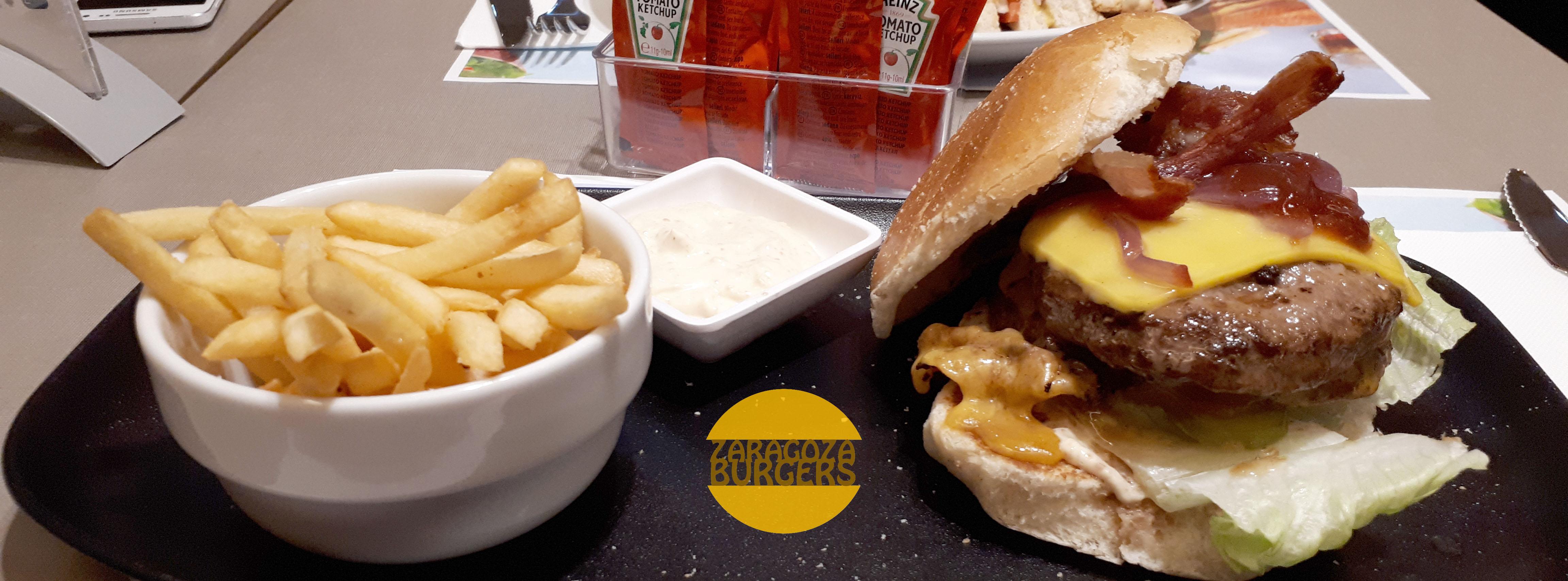 hamburguesa Vips Burger