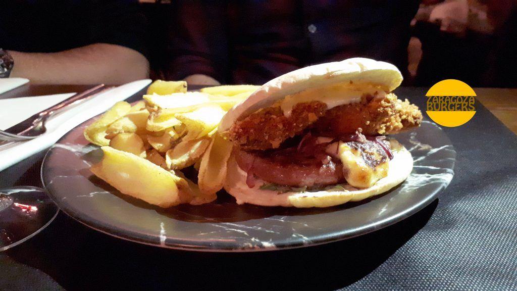 hamburguesa american burger bocachica zaragoza
