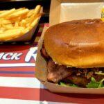 Jack Rabbit, un nuevo concepto de hamburguesas en Zaragoza