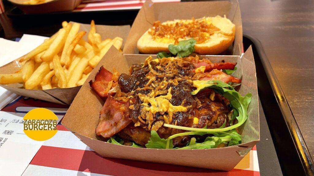hamburguesa Jack Rabbit Burger